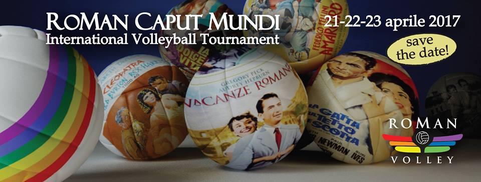 RoMan Caput Mundi Volleyball Tournament @ Rome | Lazio | Italy