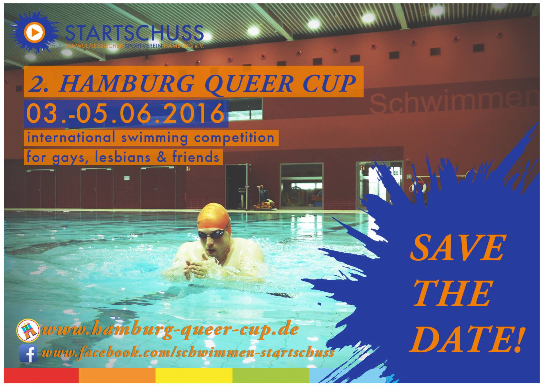 2. Hamburg Queer Cup 2016 @ Hamburg | Hamburg | Germany