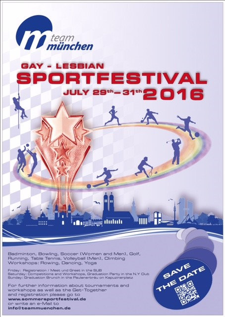 8.Sportfestival 2016 @ Munich | Bavaria | Germany