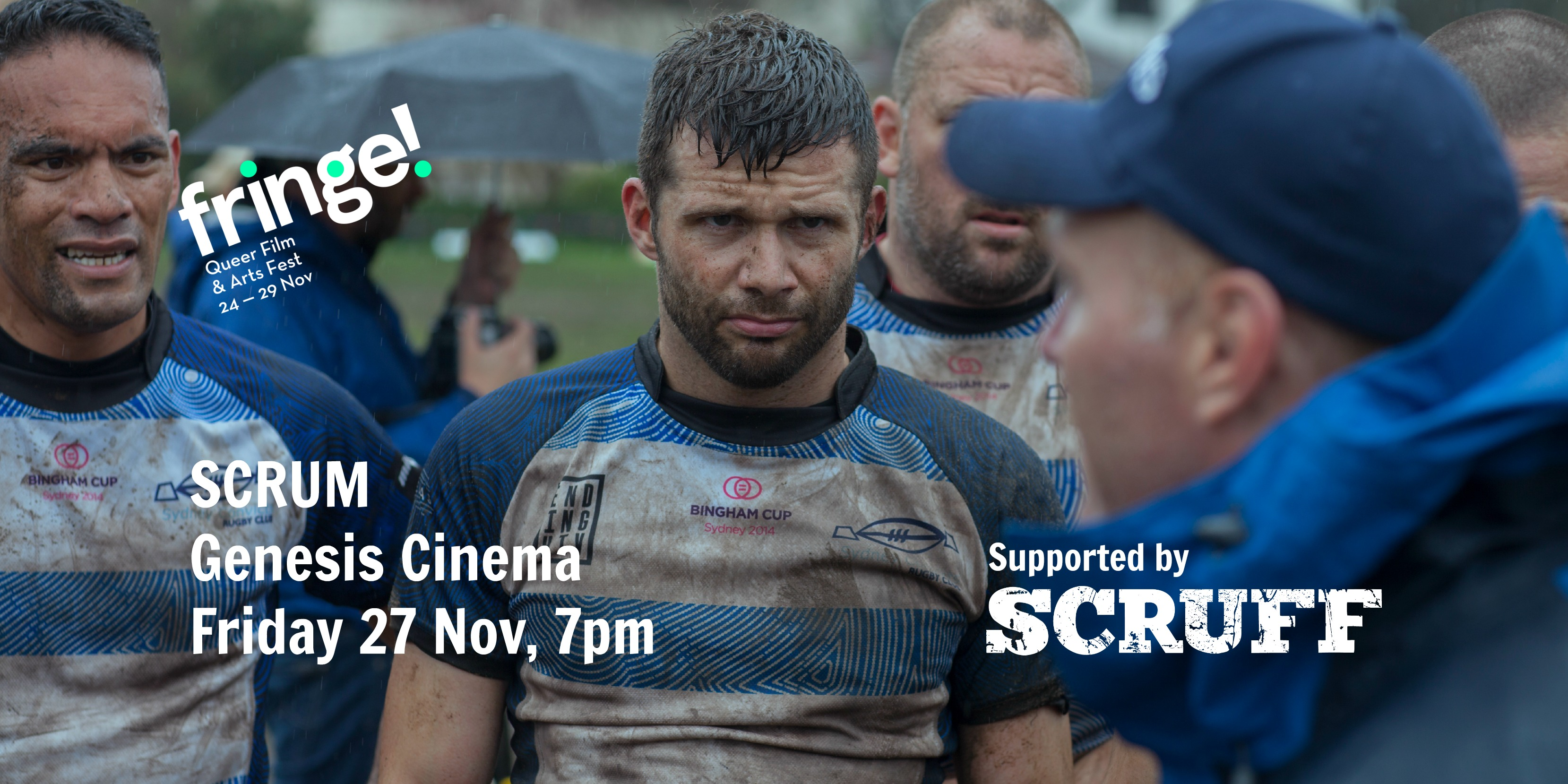 SCRUM! + Q&A (Fringe! Queer Film & Arts Fest) @ http://fringefilmfest.com/index.php?id=135 | London | England | United Kingdom
