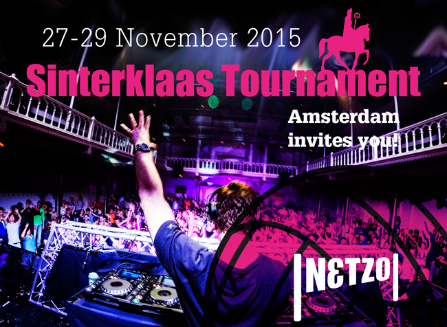 Sinterklaas Tournament @ Amsterdam | North Holland | Netherlands