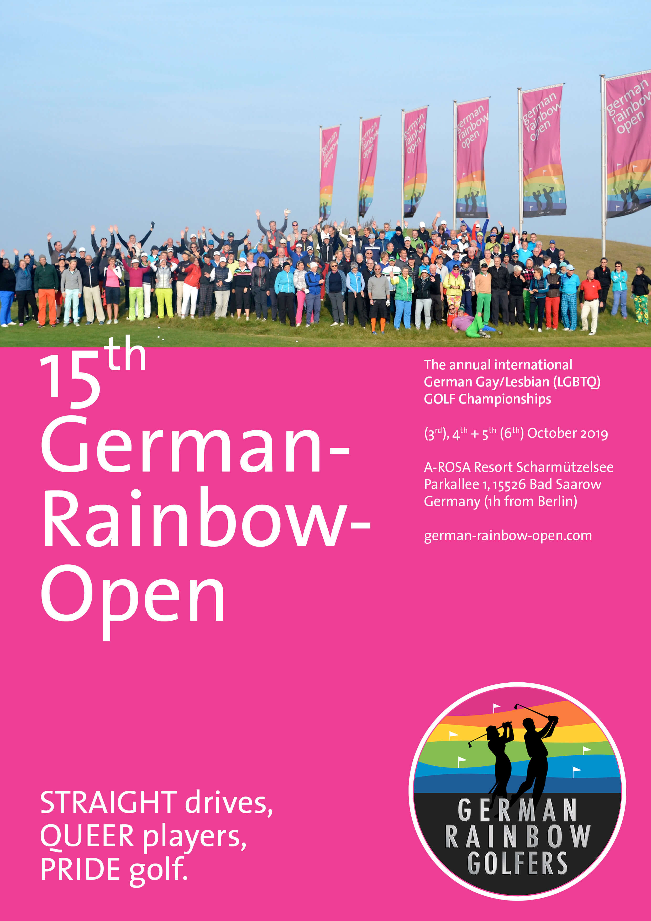 15th German-Rainbow-Open