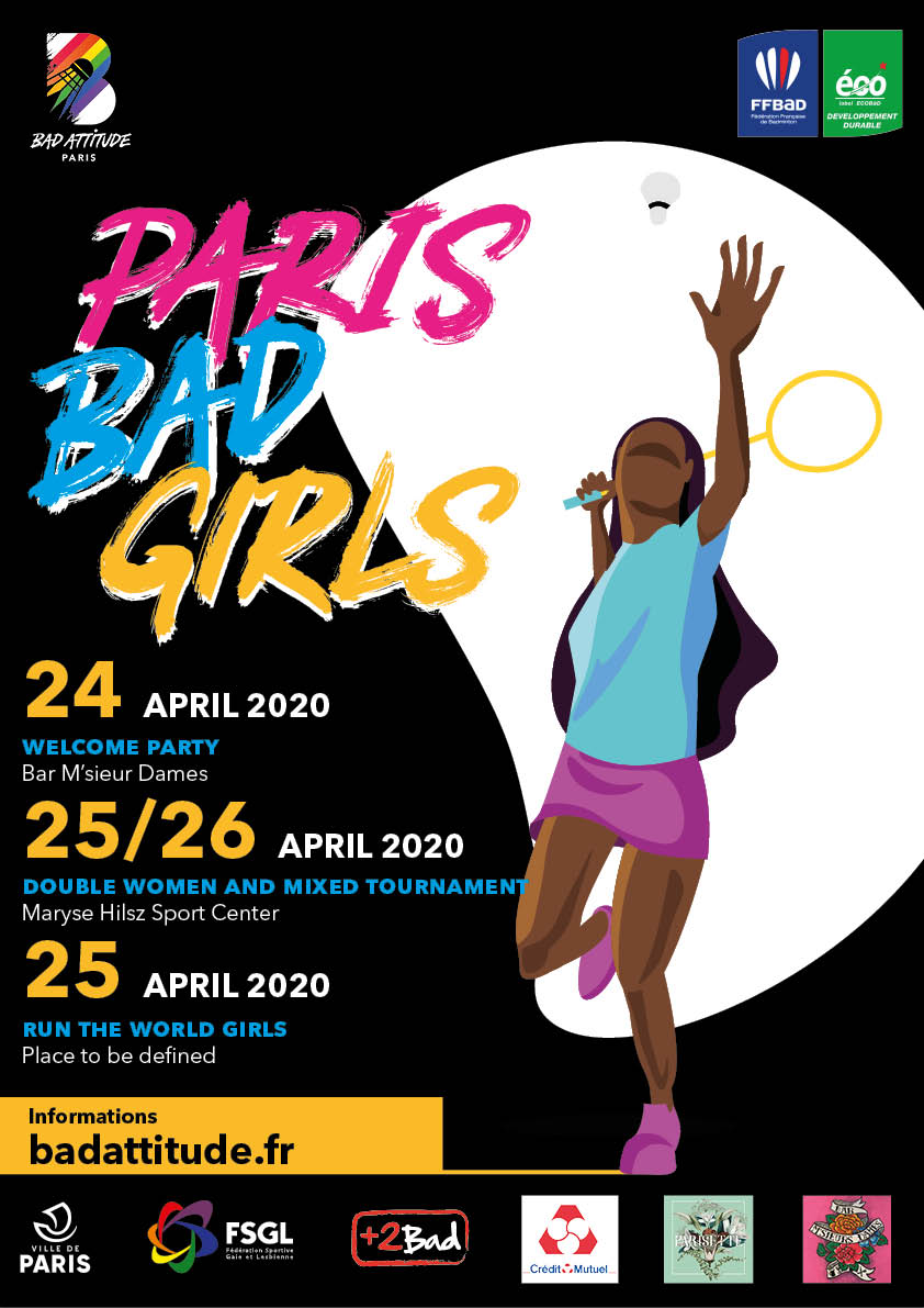 Paris Bad Girls 2020
