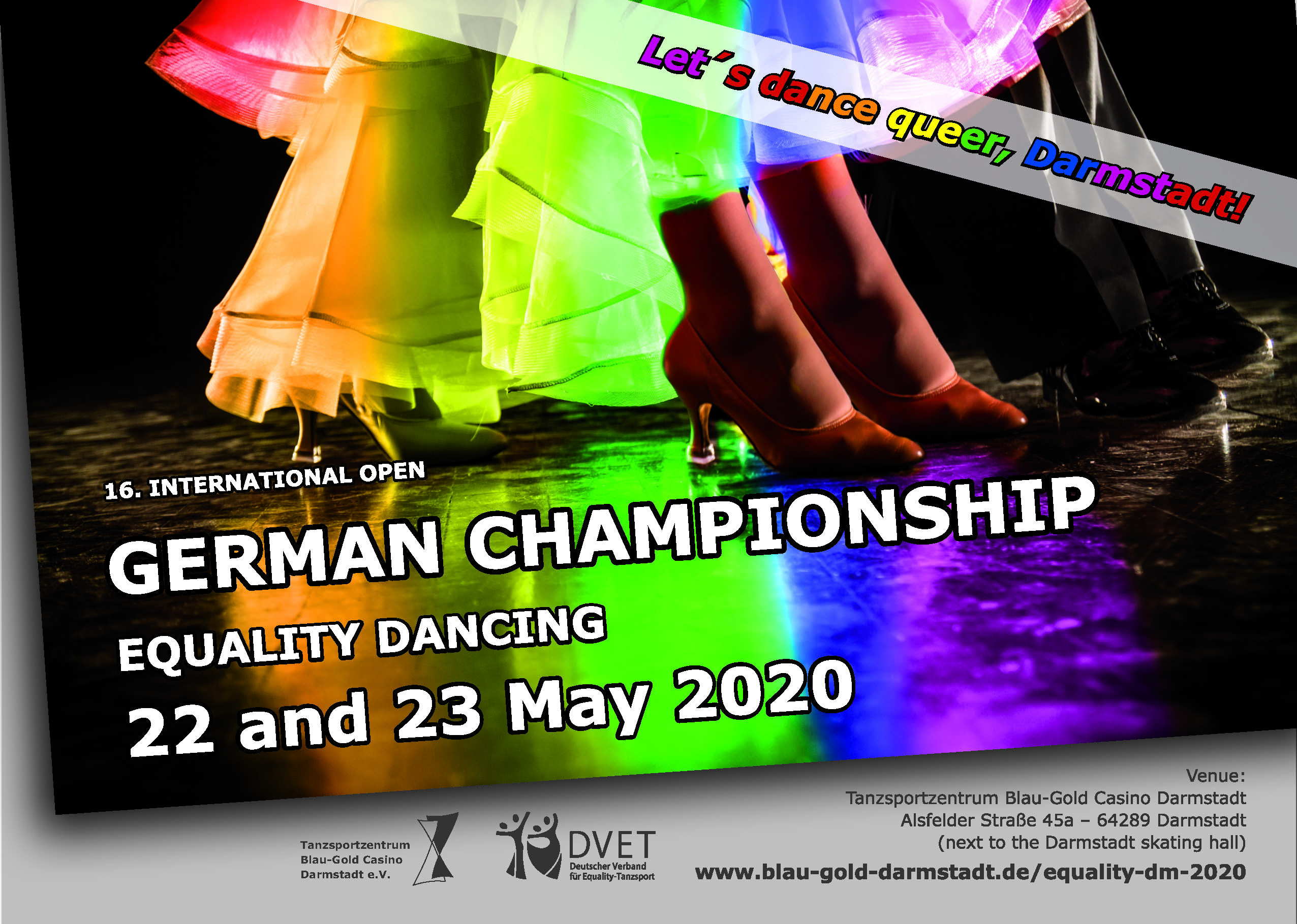 14. International Open German Championships for female and male couples