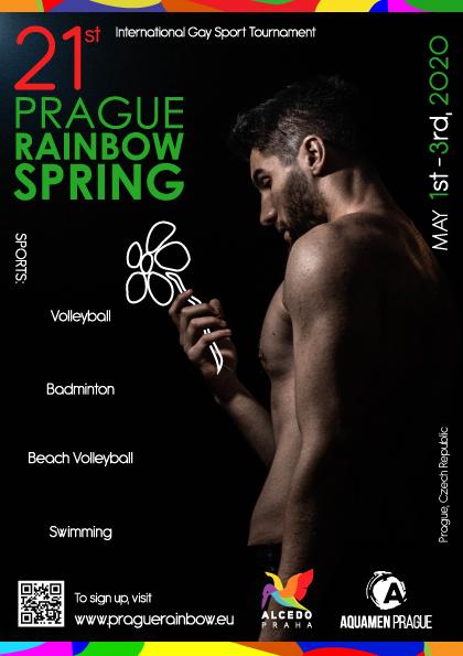 Prague Rainbow Spring