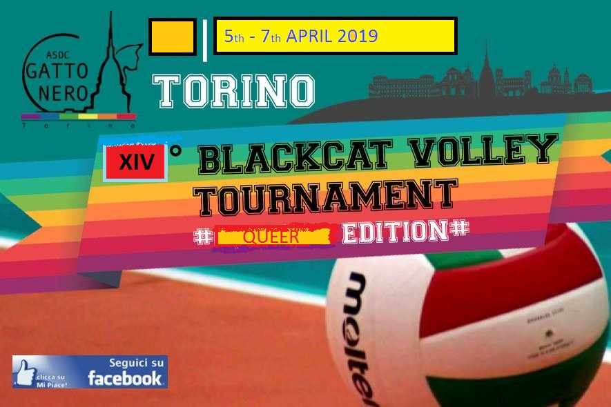 XIV° Black Cat VOLLEY Tournament