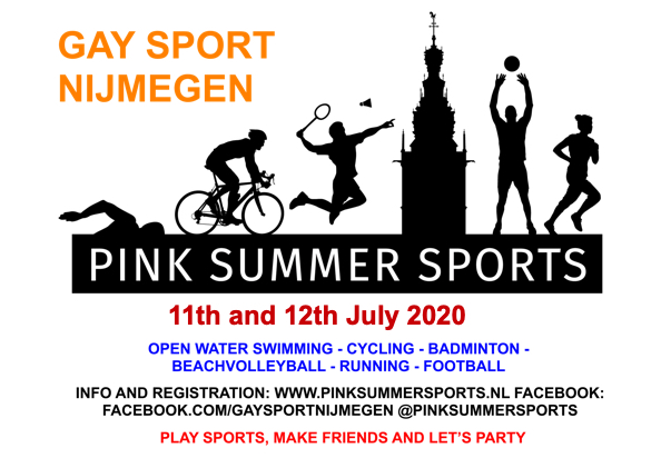 Pink Summer Sports