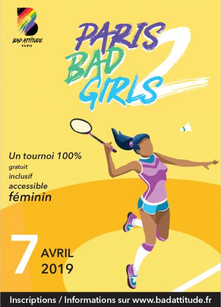 Paris Bad Girls