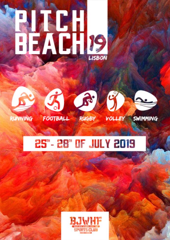 Pitch Beach 2019 @ Lisbon | Lisbon | Portugal