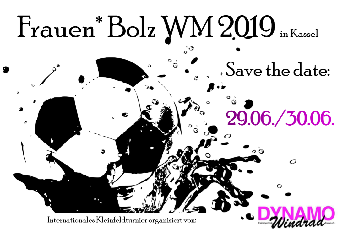 Women's* Bolz World Cup