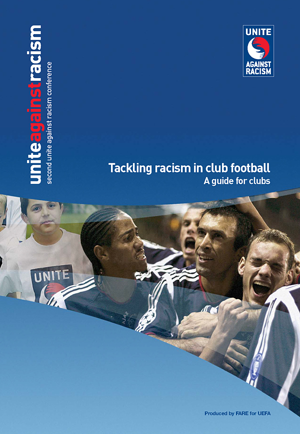 Unite Against Racism - Tackling Racism in Club Football