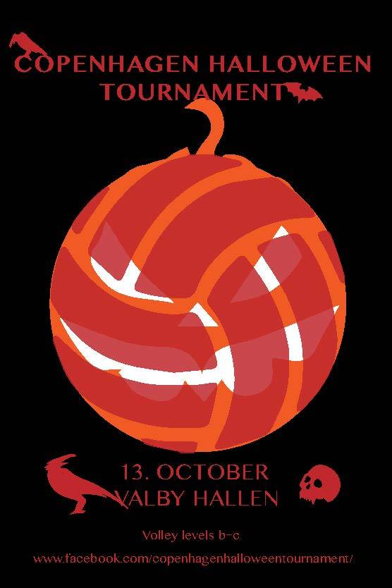Copenhagen Halloween Volleyball Tournament @ Copenhagen | Denmark