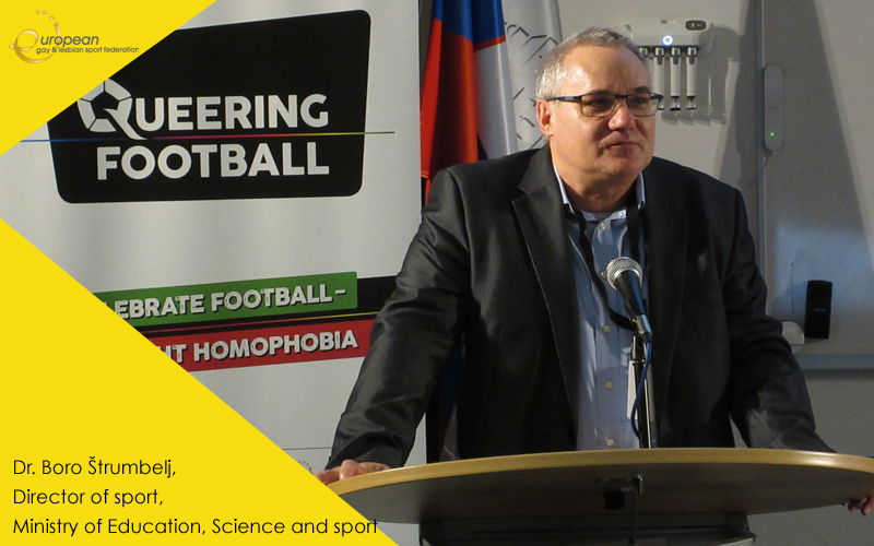 "THE CONFERENCE ""QUEERING FOOTBALL: ADDRESSING HOMOPHOBIA AT MEGA SPORT EVENTS"" SUCCESSFULLY KICKS OFF"