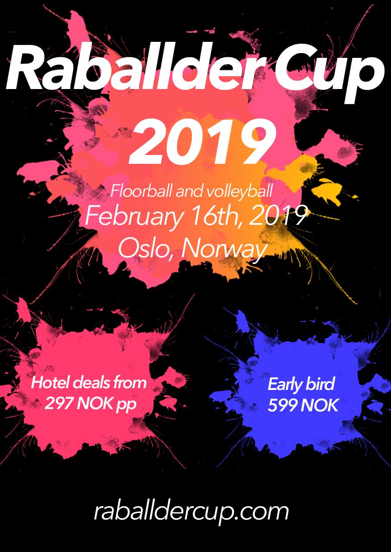 Raballder Cup @ Oslo | Oslo | Norway