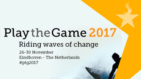 "EGLSF at the ""Play the Game 2017"" conference, Eindhoven."