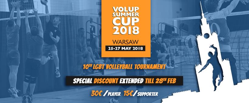 Volup Summer Cup 2018 @ Warsaw | Masovian Voivodeship | Poland